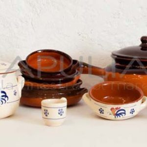 Traditional Ceramic